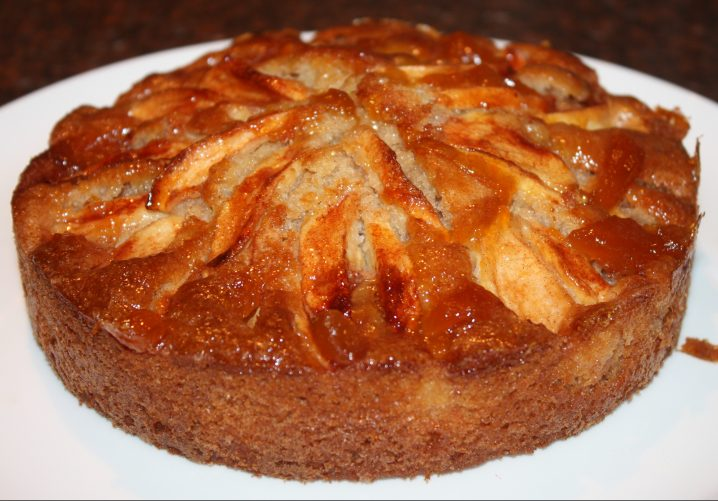 Appel-kaneelcake; recept; recepten; cake; taart; appel; kaneel