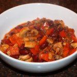 Snelle chili con carne
