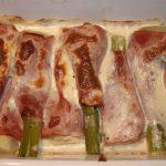 Venkel met ham en gorgonzola uit de oven; recept; recepten; hoofdgerecht; hoofdgerechten; venkel; ham; gorgonzola; oven; ovenschotel;