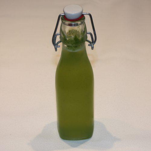 komkommersiroop; recept; recepten; drinken; drankje; siroop; komkommer; suiker; alcoholvrij; ginger ale;