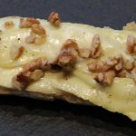 Ciabatta met brie en walnoten uit de oven