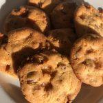 Pecan karamel koekjes