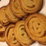 Abrikozen swirl koekjes