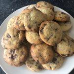 Tony's chocolate chip cookie; recept; recepten; koek; koekje; koekjes; chocolade; tony chocolonely